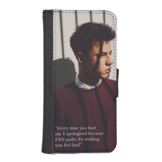 Cameron Dallas Wallet Case for iPhone 5/5s