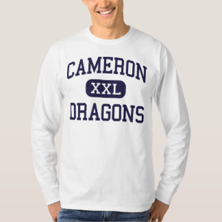 Cameron - Dragons - High - Cameron West Virginia T-Shirt