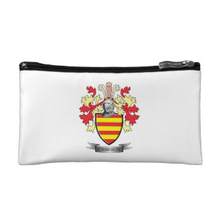 Cameron Family Crest Coat of Arms Cosmetic Bag