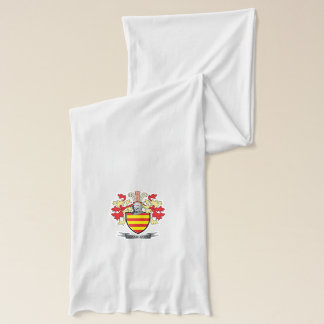 Cameron Family Crest Coat of Arms Scarf