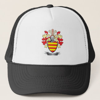 Cameron Family Crest Coat of Arms Trucker Hat