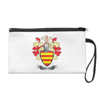 Cameron Family Crest Coat of Arms Wristlet