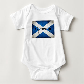 cameron grunge flag baby bodysuit
