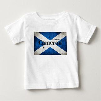 cameron grunge flag baby T-Shirt