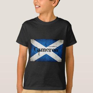 cameron grunge flag T-Shirt