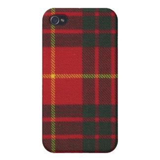 Cameron Modern Tartan iPhone 4 Case