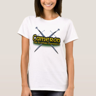 Cameron The Scottish Experience Clan T-Shirt