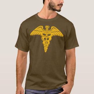 Cameron's Caduceus shirt