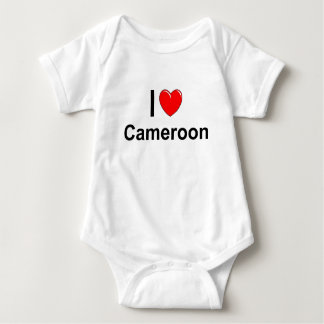 Cameroon Baby Bodysuit