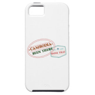 Cameroon Been There Done That iPhone 5 Cases