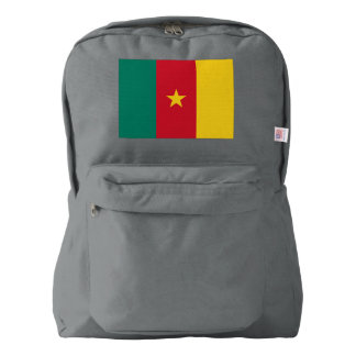 Cameroon Flag Backpack