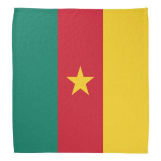 Cameroon Flag Bandana