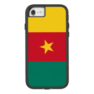 Cameroon Flag Case-Mate Tough Extreme iPhone 8/7 Case