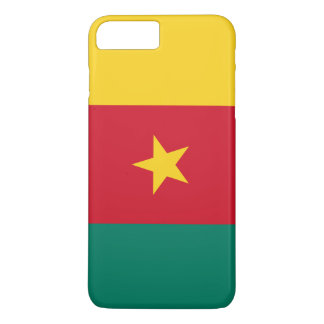 Cameroon Flag iPhone 8 Plus/7 Plus Case