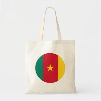 Cameroon Flag Tote Bag