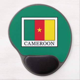 Cameroon Gel Mouse Pad
