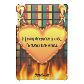 cameroon If loving my country is a sin iPad Mini Case