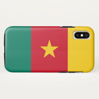 Cameroon iPhone X Case