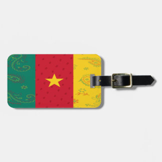 Cameroon Luggage Tag