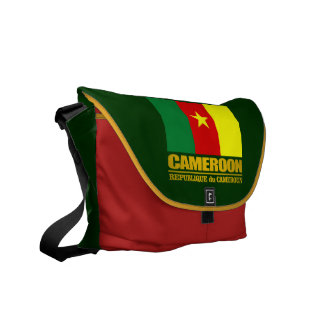 Cameroon Pride Commuter Bags