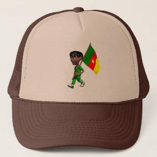 Cameroonian Boy Trucker Hat