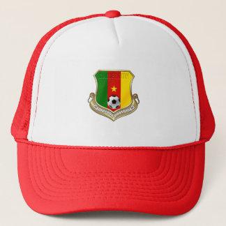 Cameroun Badge emblem sheild gifts Trucker Hat