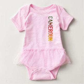 Cameroun (Cameroon) Baby Bodysuit