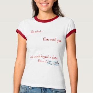 Cami & Jeff Wedding T-shirt