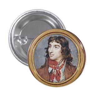 Camille Desmoulins 3 Cm Round Badge