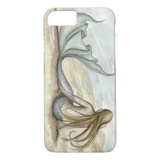 Camille Grimshaw Seaside Mermaid Phone Case