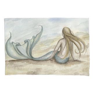 Camille Grimshaw Seaside Mermaid Pillowcase