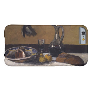 Camille Pissarro - Still Life Barely There iPhone 6 Case