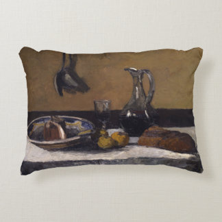 Camille Pissarro - Still Life Decorative Cushion
