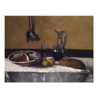 Camille Pissarro - Still Life Photograph