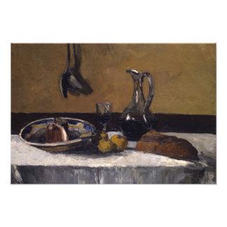 Camille Pissarro - Still Life Photographic Print