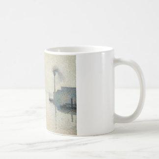 Camille Pissarro - The Island Lacroix, Rouen Coffee Mug