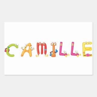 Camille Sticker