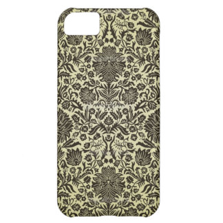 """""""Camille"""" Vintage Wall Paper iPhone 5C Covers"""