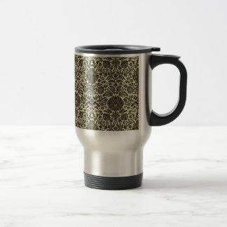 """Camille"" Vintage Wall Paper Coffee Mug"