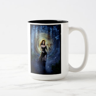Camille: Wicked Good Witch Two-Tone Coffee Mug