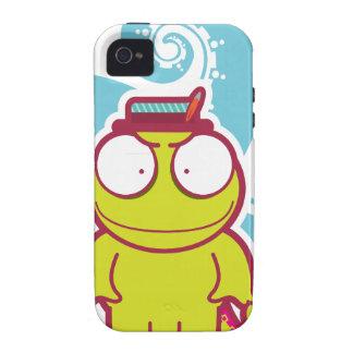 Camilo the Chameleon Vibe iPhone 4 Cases