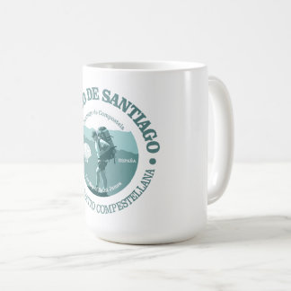 Camino de Santiago Coffee Mug
