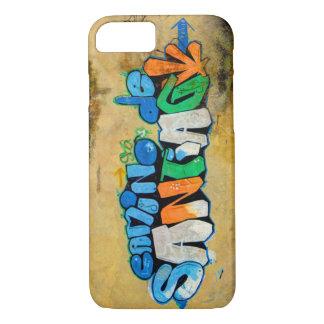 Camino de Santiago iPhone 7 Case