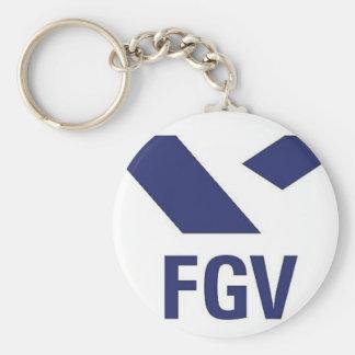 Camiseta da FGV Chaveiros