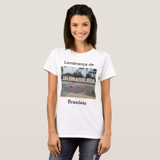 Camiseta de Brasileia T-Shirt