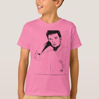 camiseta de Josh Hutcherson T-Shirt
