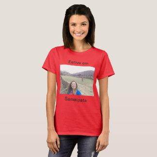 Camiseta Estive em Samaipata T-Shirt
