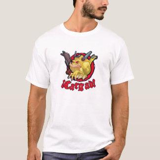 Camiseta Metrín Futuro Manga (Clara) T-Shirt