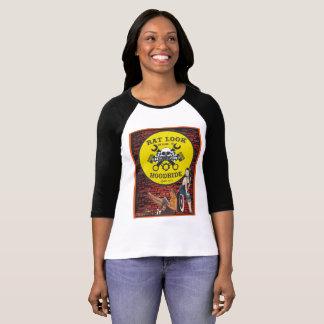 Camiseta RAT LOOK, Hoodride, Hot Rod, pinup - DF T-Shirt