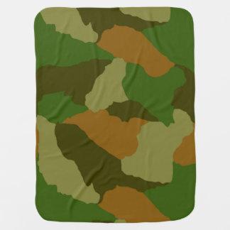 Cammo, camoflauge , hunter odee, army, baby blanket